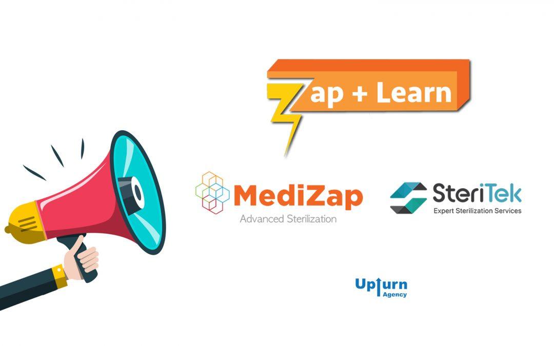 New Client Alert: Zap + Learn